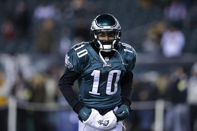Should the Eagles Try to Trade Wide Receiver DeSean Jackson?