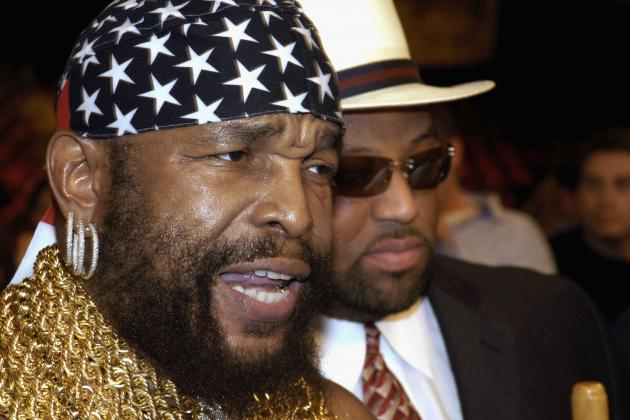 Mr. T to Be Inducted into 2014 WWE Hall of Fame Class