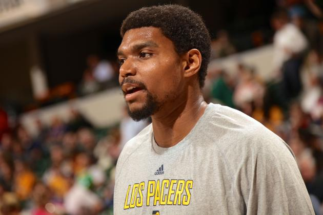 Report: Andrew Bynum Just Had Another MRI on His Knee