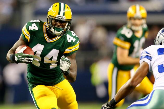 James Starks Re-Signs with Packers: Latest Details, Analysis and Reaction