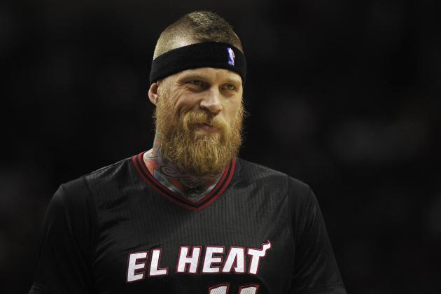Why Chris Andersen Is Huge Playoff Asset for Miami Heat