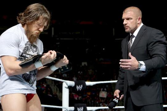 WWE Raw Review (3/17/14): Daniel Bryan Confronts Triple H, Defeats Randy Orton
