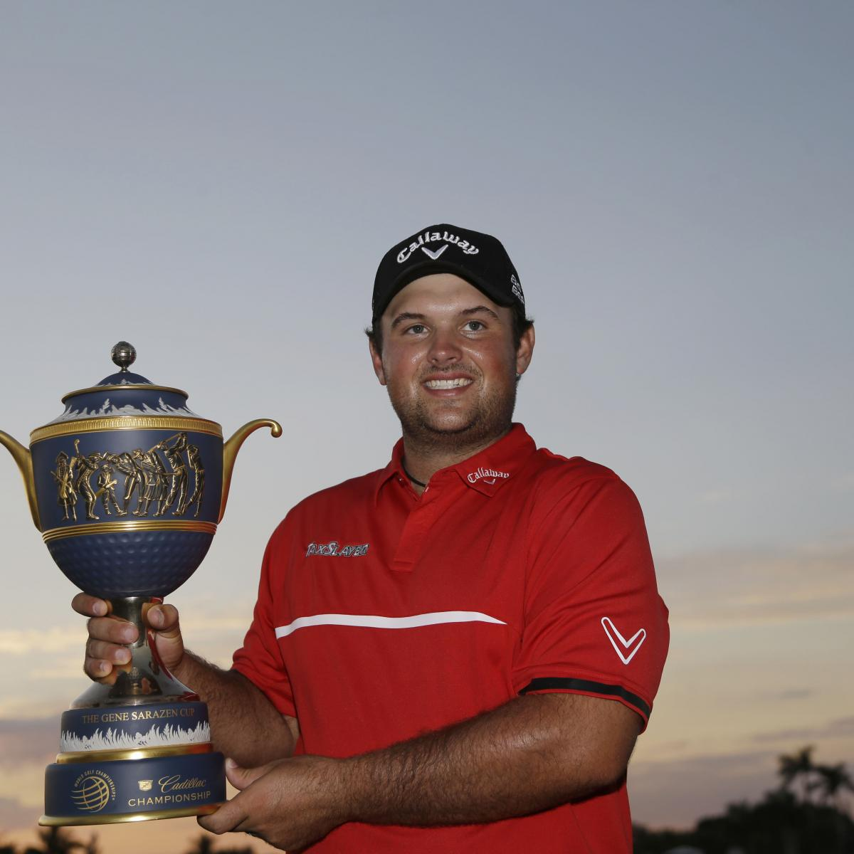 Pga Golf Patrick Reed Is The American Answer To Rory