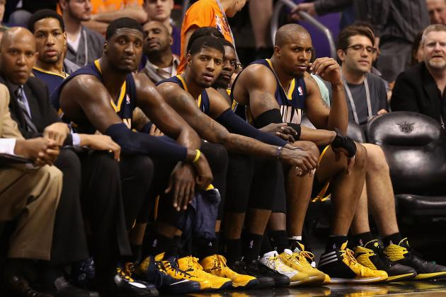 Indiana Pacers Learning NBA Edge Lesson the Hard Way