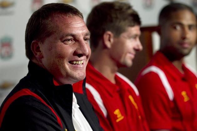 Steven Gerrard Calls on Liverpool Owners to Hand Brendan Rodgers New Contract
