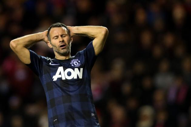 Ryan Giggs Reportedly Denies David Moyes Bust-Up at Manchester United