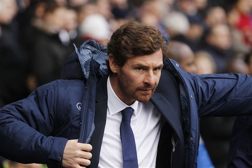 Andre Villas-Boas Named New Zenit St Petersburg Manager After Spurs Nightmare