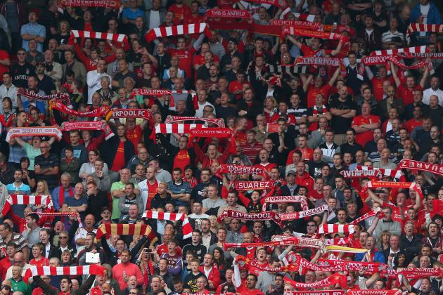 Liverpool Initiate Worldwide Hillsborough Donate-a-Scarf Tribute