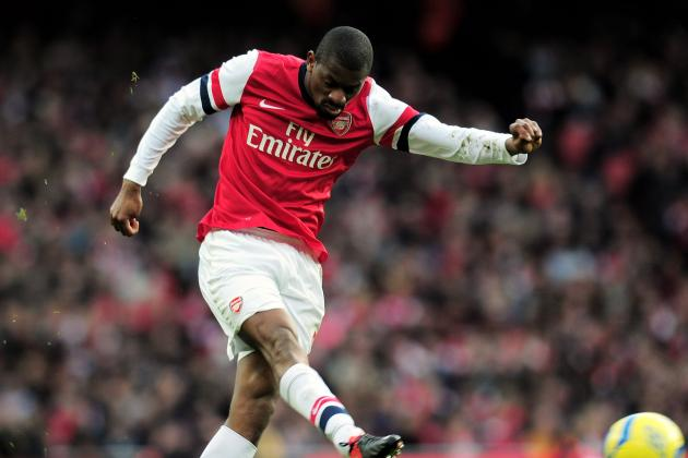 Arsenal's Diaby Still Thinks He Can Play for France in the World Cup