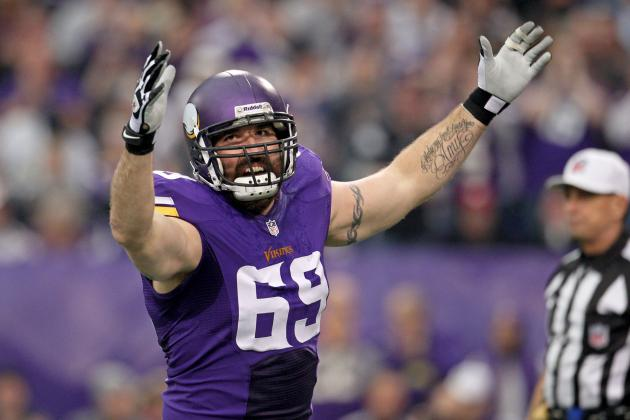 How Much Does Jared Allen Have Left to Offer?