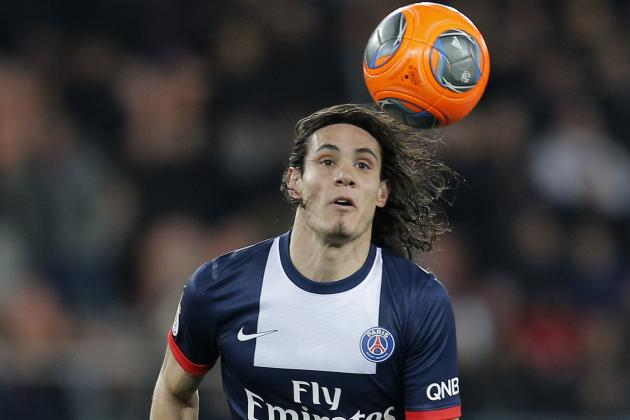 Manchester United Transfer Rumours: Edinson Cavani a 'Done Deal' for £80m