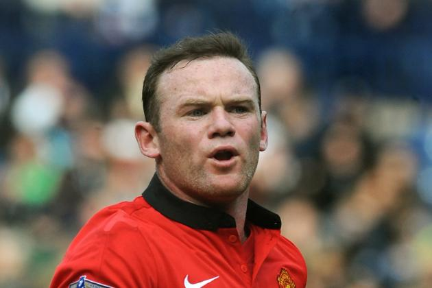 Wayne Rooney Moves Within Range of Lionel Messi on Football's Top Earners List