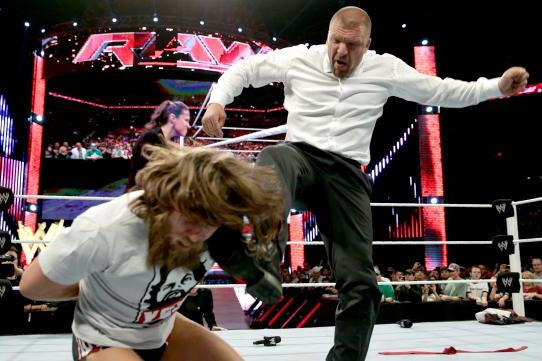 Triple H Finally at Home as Heel, Will Add Great Intensity to WrestleMania XXX