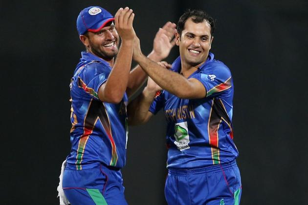 Hong Kong vs. Afghanistan, World T20: Video Highlights, Scorecard, Report