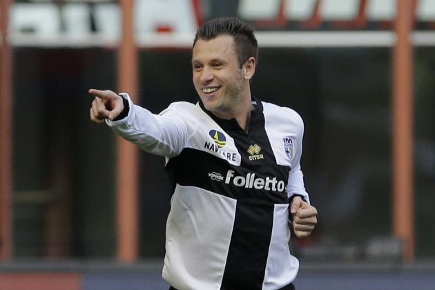 Does Antonio Cassano Deserve a Place in Italy's World Cup Squad?
