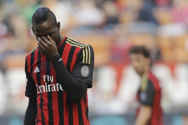 Playboy Model Veronica Graf Reportedly Claims Sex Scandal with Mario Balotelli