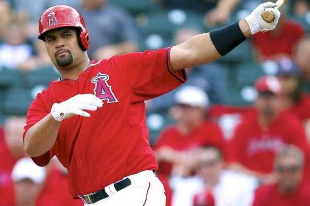 Is Albert Pujols' Poor Spring Foreshadowing Another Letdown Season?