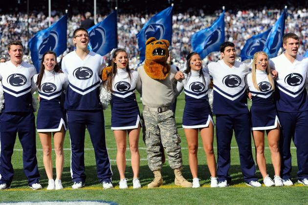Penn State Football Recruiting: Can James Franklin Land a Top 5 Class in 2015?