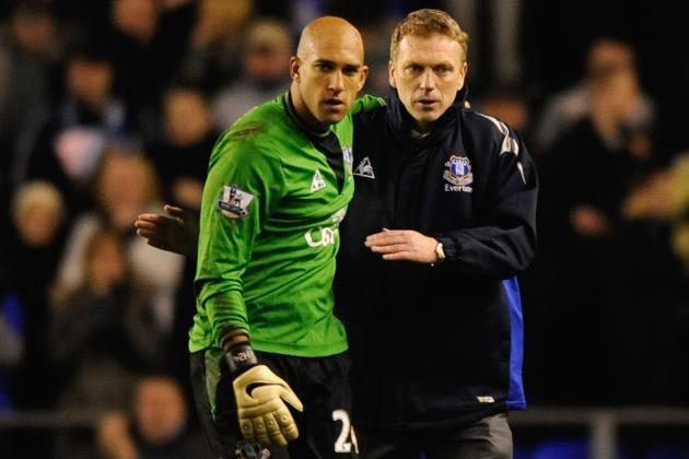David Moyes Tipped to Be 'Huge Success' at Manchester United by Tim Howard