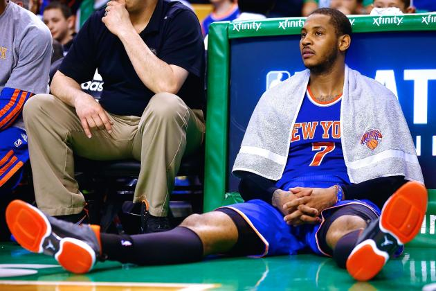 Reports: Carmelo Anthony Is Leaving NY Knicks in Free Agency