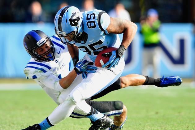 Snapping the streak: UNC vs. Duke