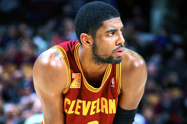 Can Kyrie Irving Bounce Back in Time from Biceps Strain?