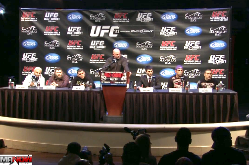 No Cheering in the Press Room: Examining the MMA Media's Culture of Disinterest