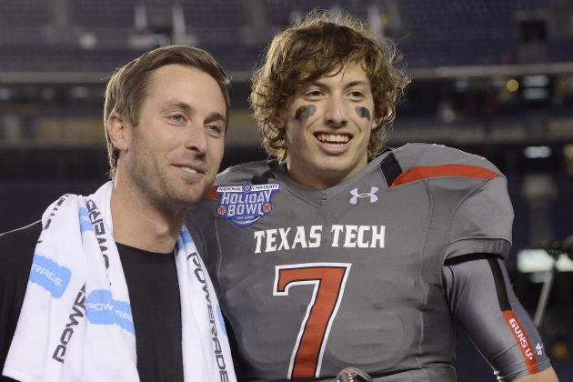 Texas Tech Football To-Do List for 2014