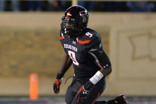 Brandon Chatmon Discusses the Texas Tech Defense