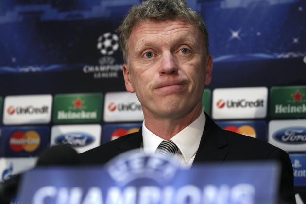 David Moyes Insists Job Is Not in Danger Before Manchester United vs. Olympiakos
