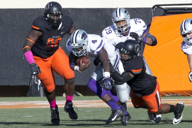 OSU Football: Ryan Simmons Will Get a Shot at Middle Linebacker