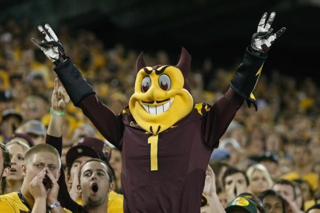 Mascot vs. Mascot: Who Would Win Each 2014 NCAA Tournament Matchup?