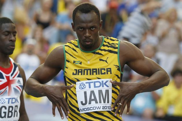 Is Usain Bolt's Speed Transferable, and Could He Play for Manchester United?