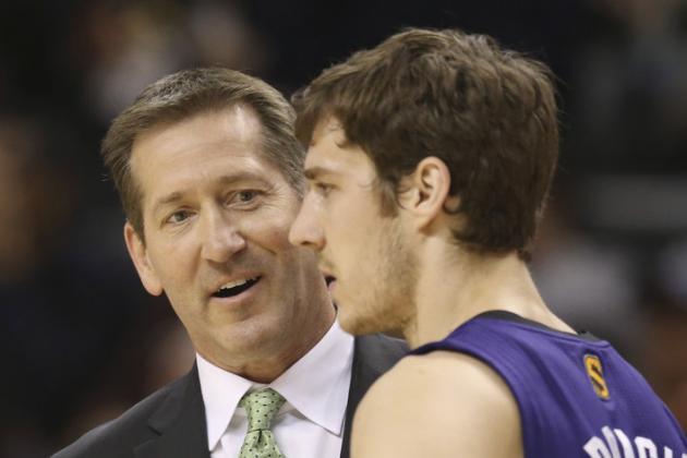 Why Jeff Hornacek Deserves to Win Coach of the Year