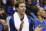 Mark Cuban Calls Out Dirk for Taking 'Naps'