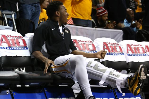 Johnson to Miss VCU Tourney Opener vs. Stephen F. Austin