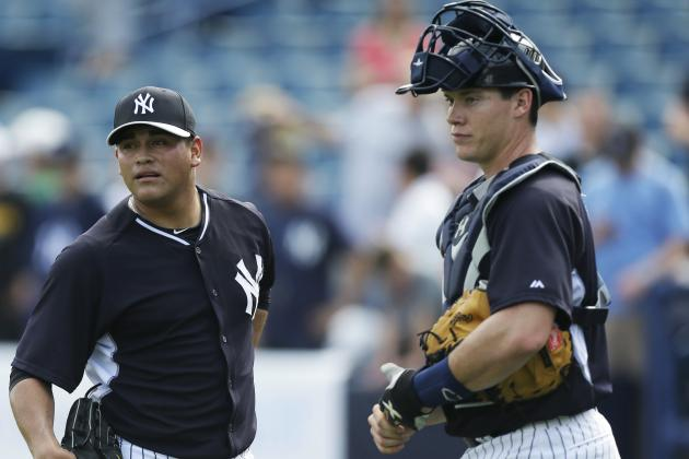 Yankees' Pete O'Brien, More Headed for Minors