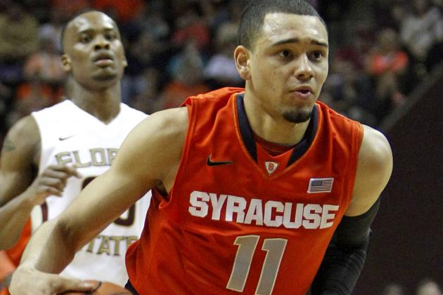 A Look at Tyler Ennis' Basketball Life from the Eyes of Nine Educated Men