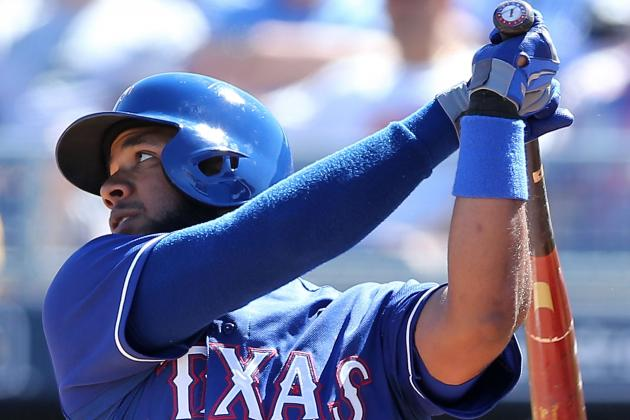 Elvis Andrus Scratched from Texas Rangers Lineup