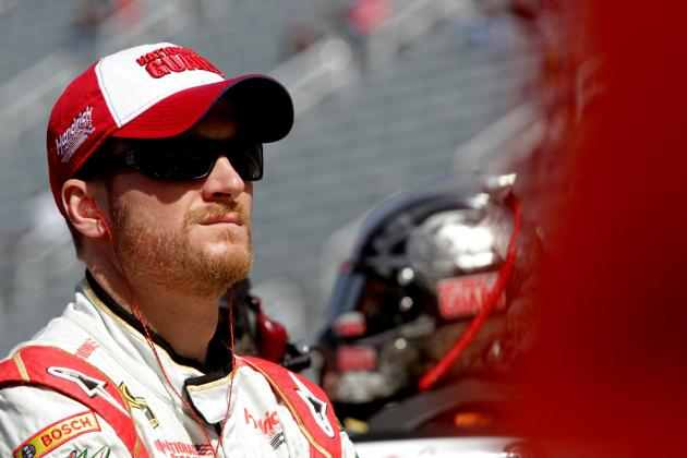 Dale Earnhardt Jr.: Latest News, 2014 Sprint Cup Ranking Ahead of Auto Club 400