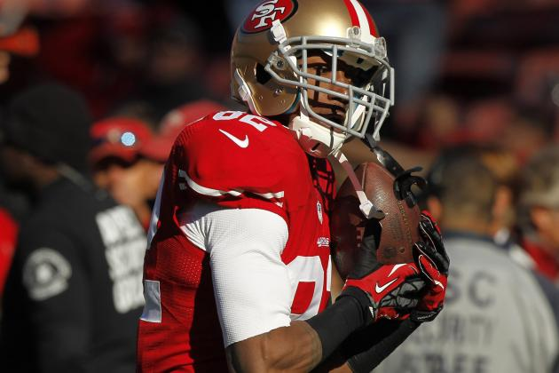 Mario Manningham Returns to the Giants