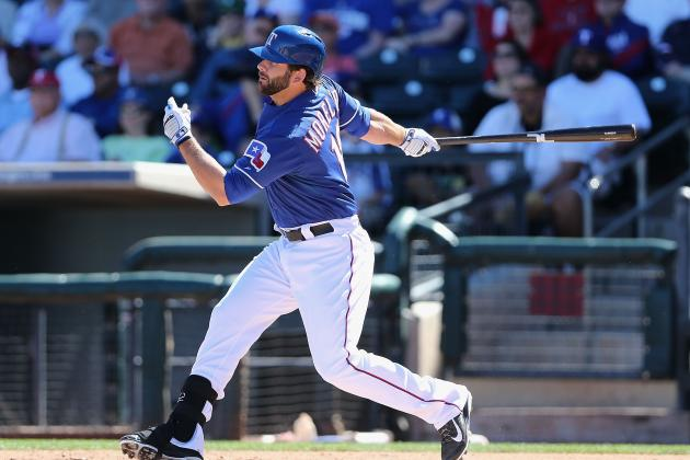 Moreland Could Open Season on Texas Rangers Disabled List