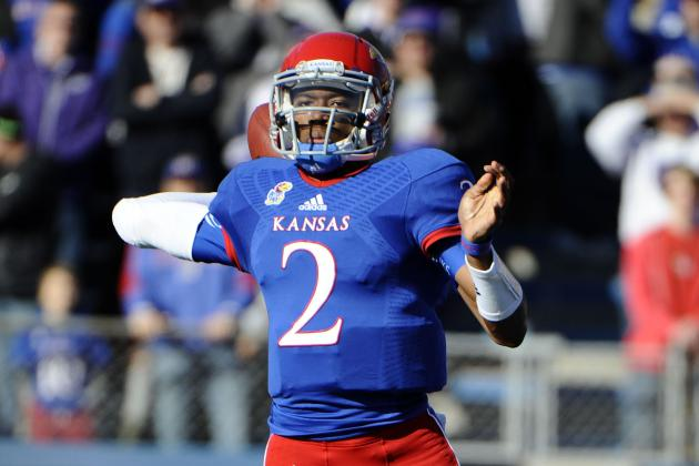 Cozart's Future at QB, Not WR, for Kansas