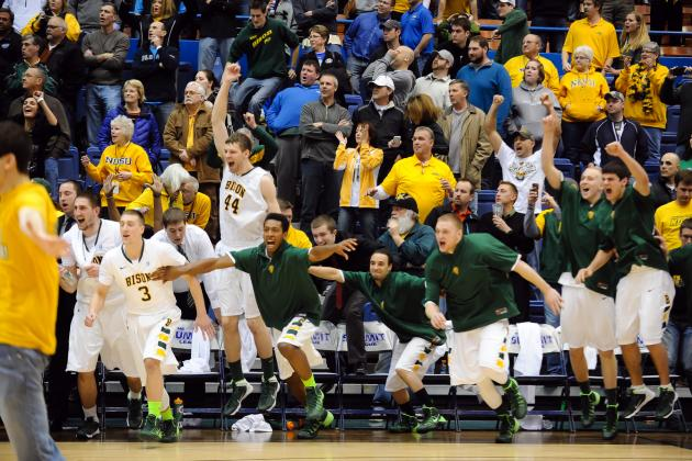 NCAA Tournament Field 2014: Highlighting Surest Round 2 Upsets