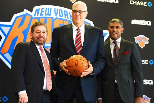 Fixing Broken New York Knicks Will Be Phil Jackson's Greatest Career Challenge