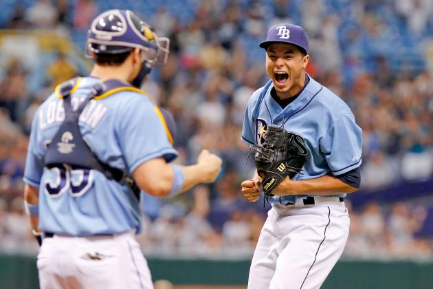 Chris Archer Talks Rays Playoff Hopes, Steroids and More in Exclusive Interview