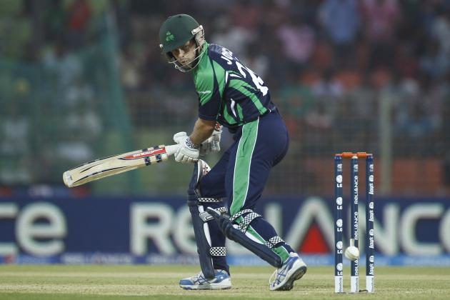 World Twenty20 2014: Ireland vs. UAE Latest Form, Head-to-Head Records, Preview