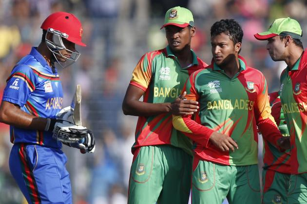 Bangladesh V Hong Kong, World T20: Date, Time, Live Stream, TV Info and Preview