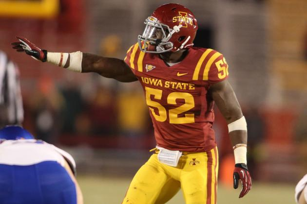Jeremiah George NFL Draft 2014: Highlights, Scouting Report for NY Jets ILB