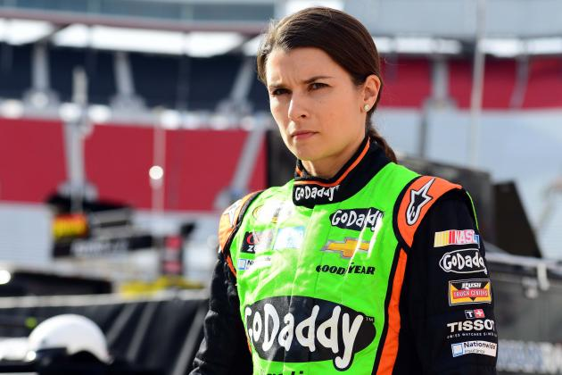 Danica Patrick: Latest News and 2014 Sprint Cup Ranking Ahead of Auto Club 400
